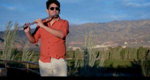 Río de Camalotes en la voz de Bruno Agüero con producción de músicos sanjuaninos