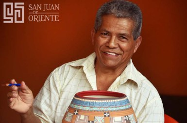 El maestro © San Juan de Oriente