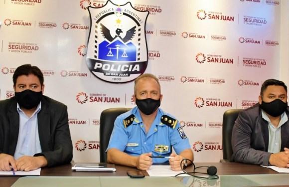 La Policía de San Juan advierte sobre posibles estafas telefónicas