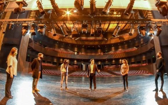 El Teatro del Bicentenario ya cuenta con nuevas visitas guiadas