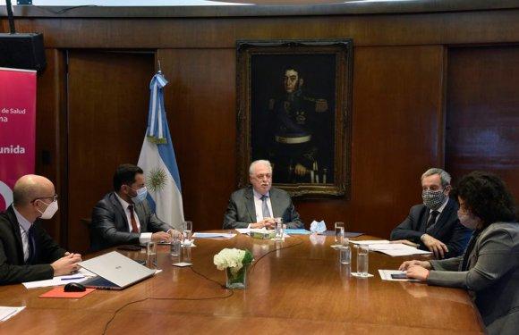 Ginés González García dijo que el Gobierno quiere alcanzar la inmunidad de rebaño en julio y que Argentina tiene aseguradas 62 millones de vacunas
