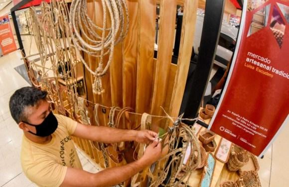 El Mercado Artesanal está en movimiento