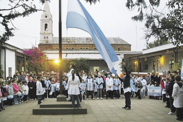 Modalidad y fecha para la realización de actos de cambio de Cuerpo de Bandera y egreso