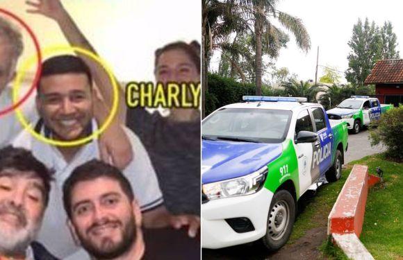 Quién es Charly, el hombre al que acusan de darle alcohol y marihuana a Diego Maradona: cómo llegó a su entorno y lo que dicen de él