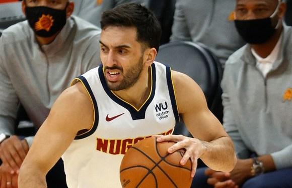 Esta noche Facundo Campazzo y los Nuggets visitarán a los Cavaliers