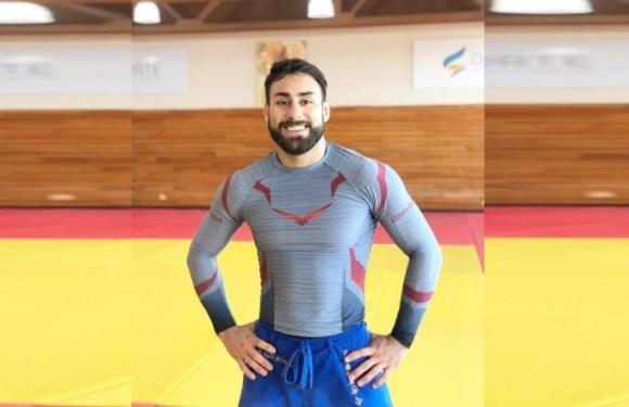 Karim ya se encuentra en San Juan continuando con sus entrenamientos
