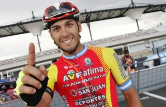 Nicolás Tivani se adueñó del Giro del Sol