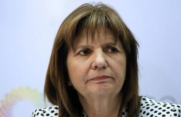 """Patricia Bullrich: """"Exfuncionarios y familiares lejanos de Gildo Insfrán aparecieron vinculados al narcotráfico"""""""