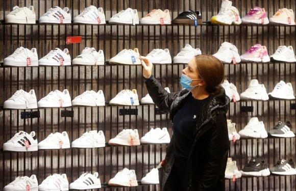 Un par de zapatillas ya puede costar lo mismo que el alquiler mensual de un departamento en Caballito