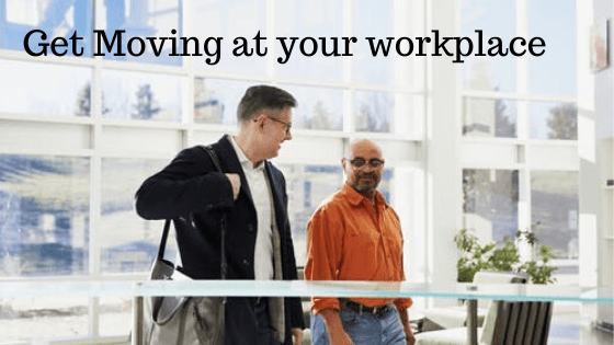 Use your Office Hours to get moving