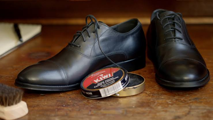 Show care to shoe care