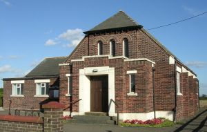 Antrobus Methodist Church