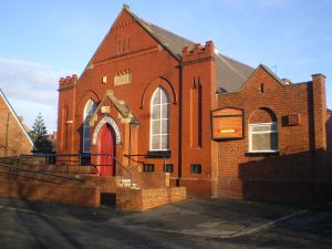 Balmer St Methodist Church
