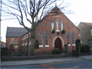 Heath St Methodist Church