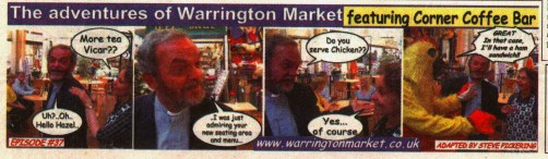 WBM and Warrington Market
