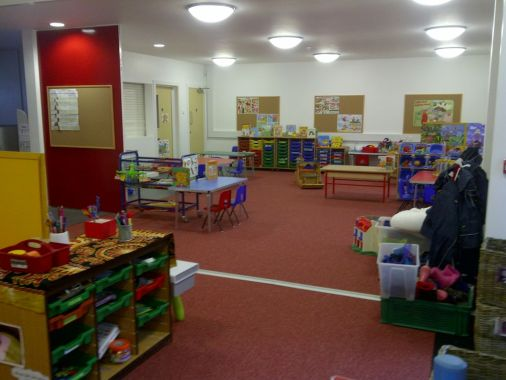 Nutgrove Play Days Nursery Interior