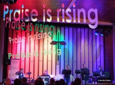 New Song Warrington band: Praise is rising!