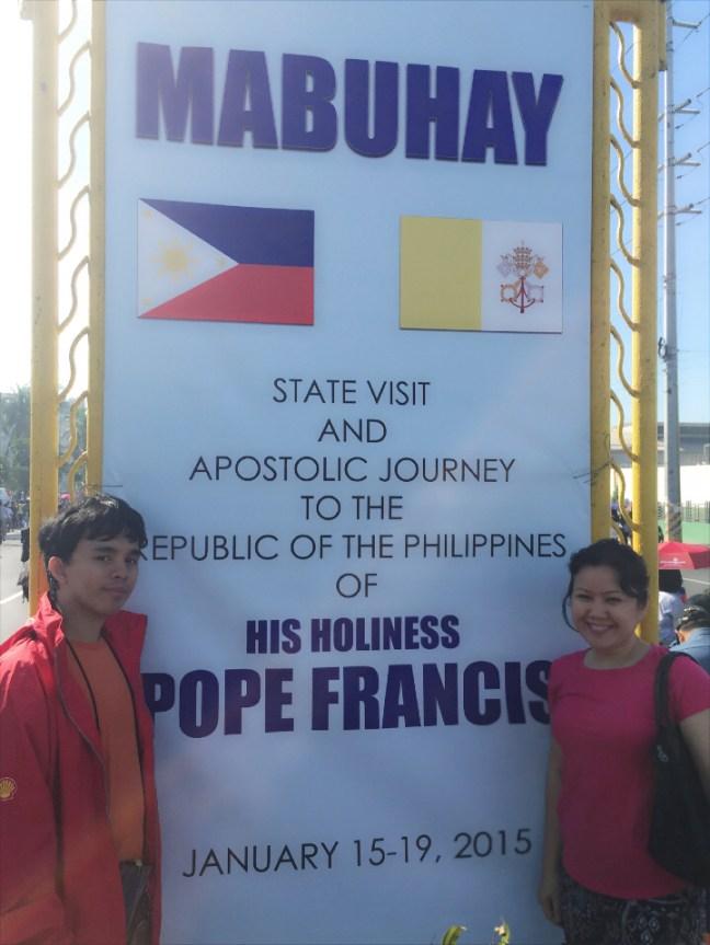2 Pope's Visit 1