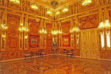 Amber room, Catherine Palace, St. Petersburg 2