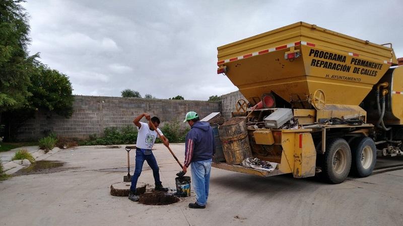 Desarrollo Urbano de Soledad, realiza acciones para evitar anegaciones