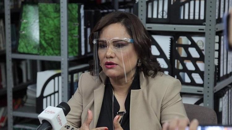 """""""No voy a renunciar a la Directiva, ni está en riesgo gobernabilidad del Congreso"""": Vianey Montes"""