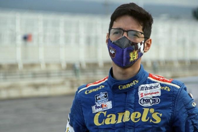 Importante para Alex de Alba Jr. continuar buen ritmo en NASCAR Challenge Queretaro
