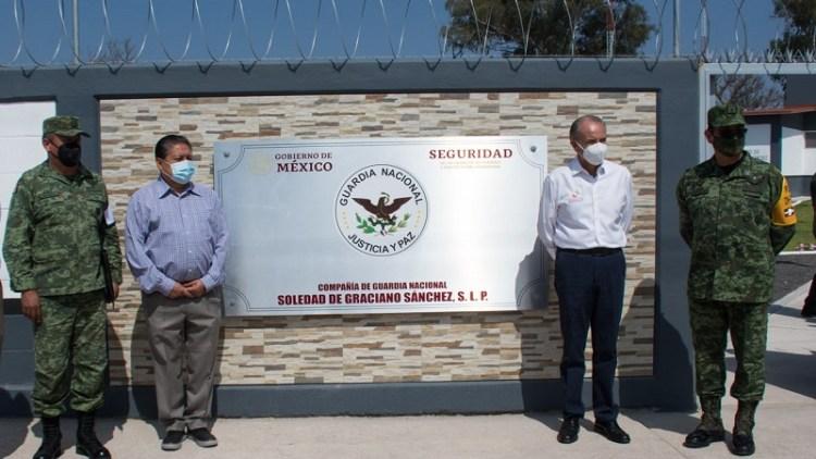 Soledad ha avanzado en el fortalecimiento a la seguridad pública