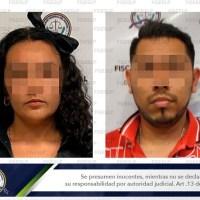 FGE y SEDENA detienen a dos personas con armas y droga