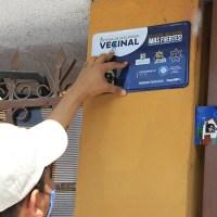 Avanza Sistema Municipal de Alarma Vecinal