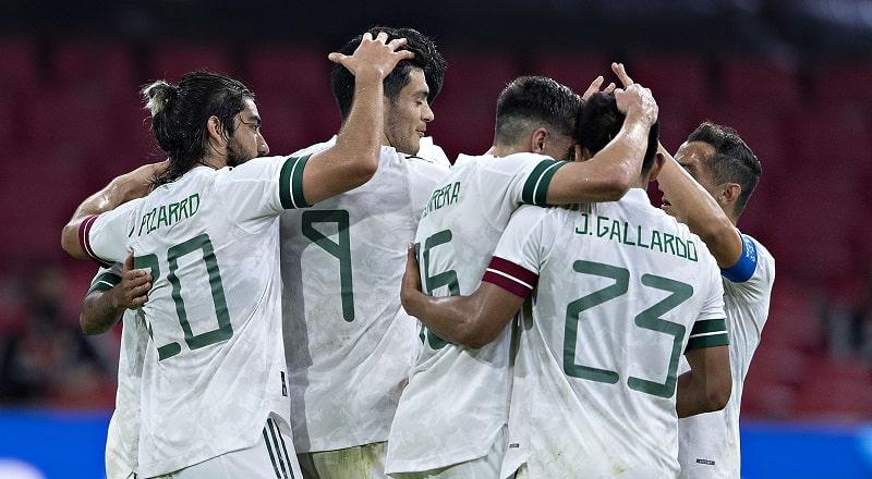 México se impuso a Holanda 1-0 en la cancha del Johan Cruyff Arena