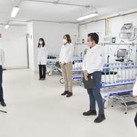 Inicia operaciones Hospital de Convalecencia del IMSS en San Luis Potosí