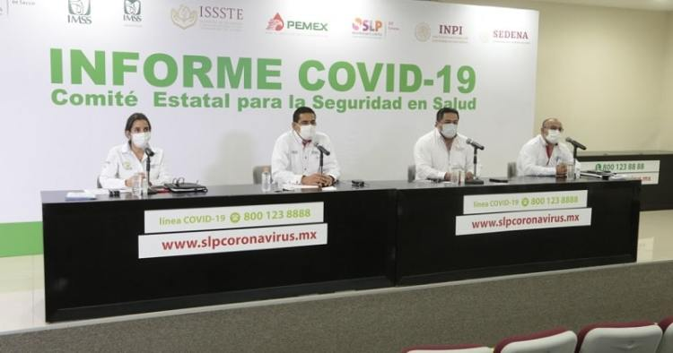 Se registran 210 nuevos contagios de Covid-19; siguen a la alza los casos