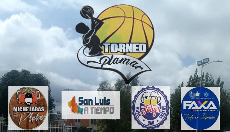 Lista la primera jornada, del torneo de basquetbol varonil de la Liga Plamar