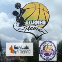Definido el rol de la fecha 3, del torneo femenil de basquetbol de la Liga Plamar