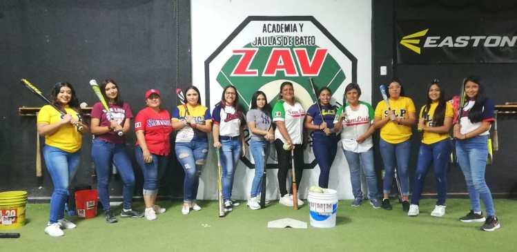 La Liga Minera de Softball Femenil, a punto de cumplir 7 años de existencia