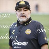 Murió Maradona. Se fue el D10S del futbol