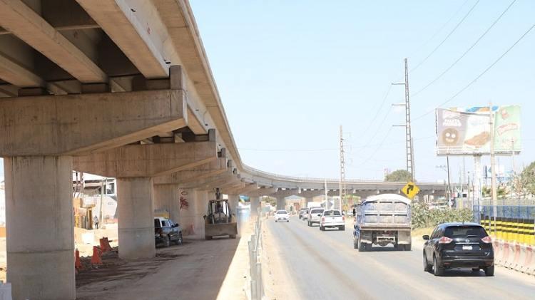 Llega al 48% el avance de obras sobre el Bulevar Rocha Cordero