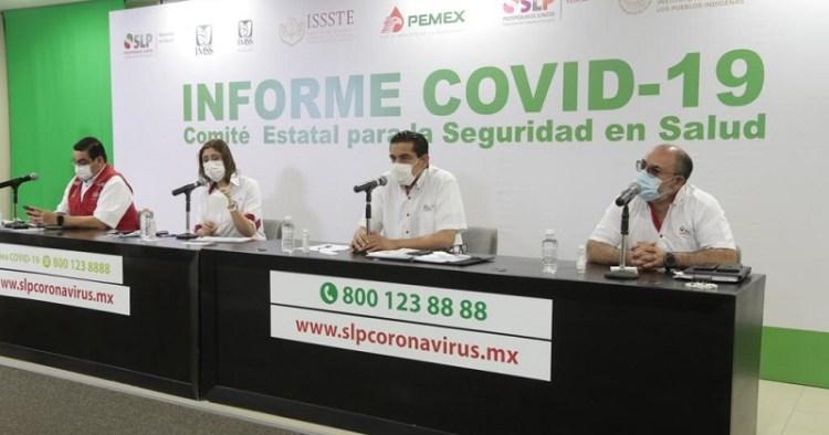 Continúan a la alza contagios por coronavirus