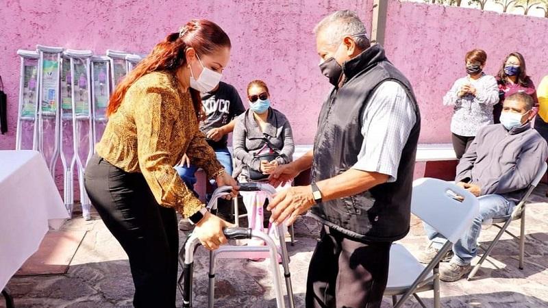 DIF de Villa de Reyes fortalece acciones para entrega de programas sociales y de salud