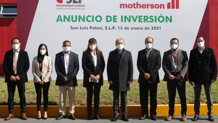 Compañía internacional de proveeduría automotriz anuncia nueva línea de producción en SLP