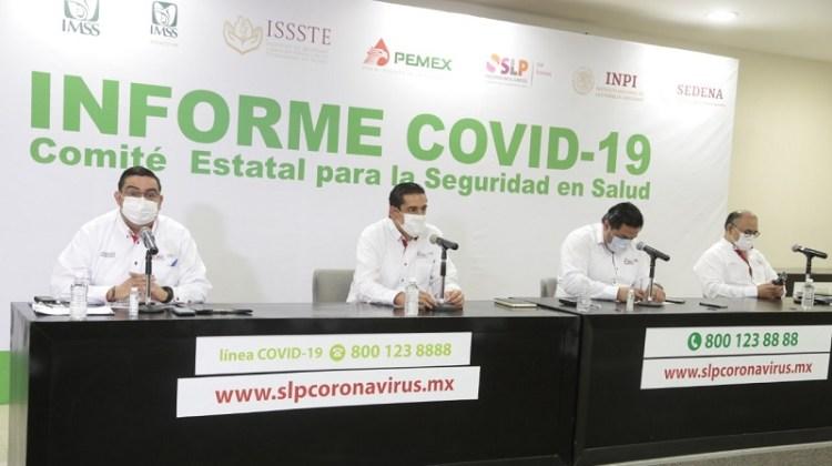 Se reducen contagios de Covid-19 a menos de 300
