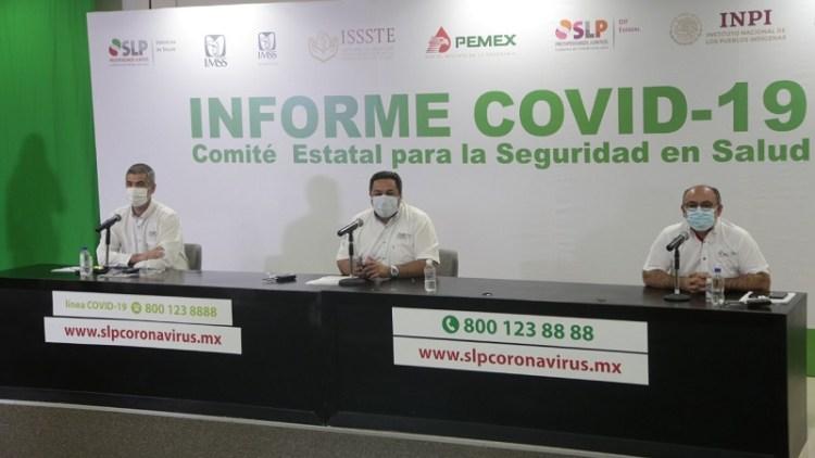 Continúa reducción de contagios y hospitalizaciones por Covid-19
