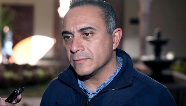 No soy aviador Rubén Magdaleno se defiende la Inconformidad de los manifestantes se dio por no ceder a sus demandas