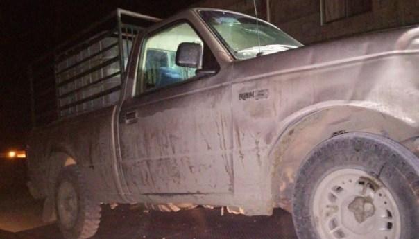 Asegura Policía Estatal a 3 sujetos por Abigeato en la zona Huasteca