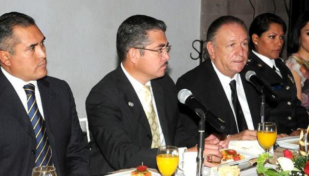 Respalda Sector Empresarial cambios hechos por RGJ en Seguridad