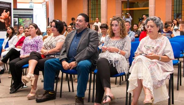 UASLP inaugura Exposición-coloquio Trascendencia, arte, diseño y naturaleza