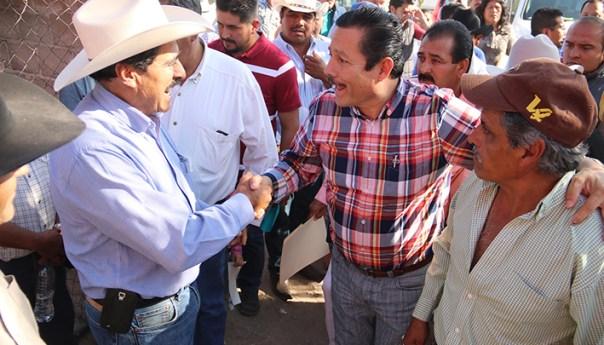 Ricardo Gallardo Impulsa el Desarrollo Rural,se busca fortalecer el ingreso y el empleo en el sector rural