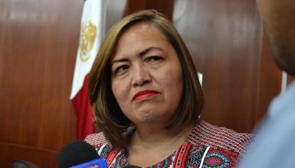 La diputada Martha Orta, informó que trabaja en el proceso de entrega-recepción de la presidencia de la Comisión de Vigilancia, que habrá de modificar su integración en septiembre