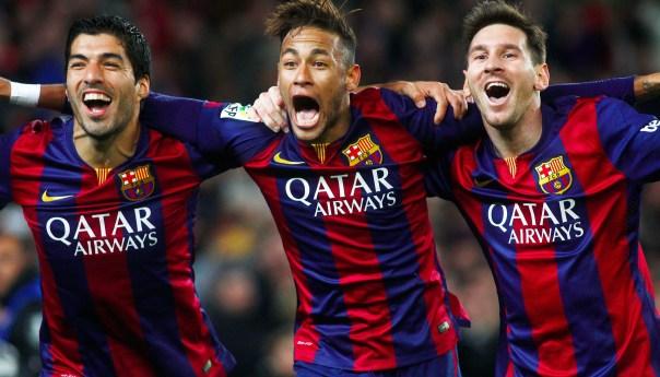 Messi intentó convencer a Neymar Jr para que se quedara en el Barça