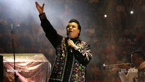 Luto Nacional: A los 66 años fallece Juan Gabriel, víctima de un infarto fulminante
